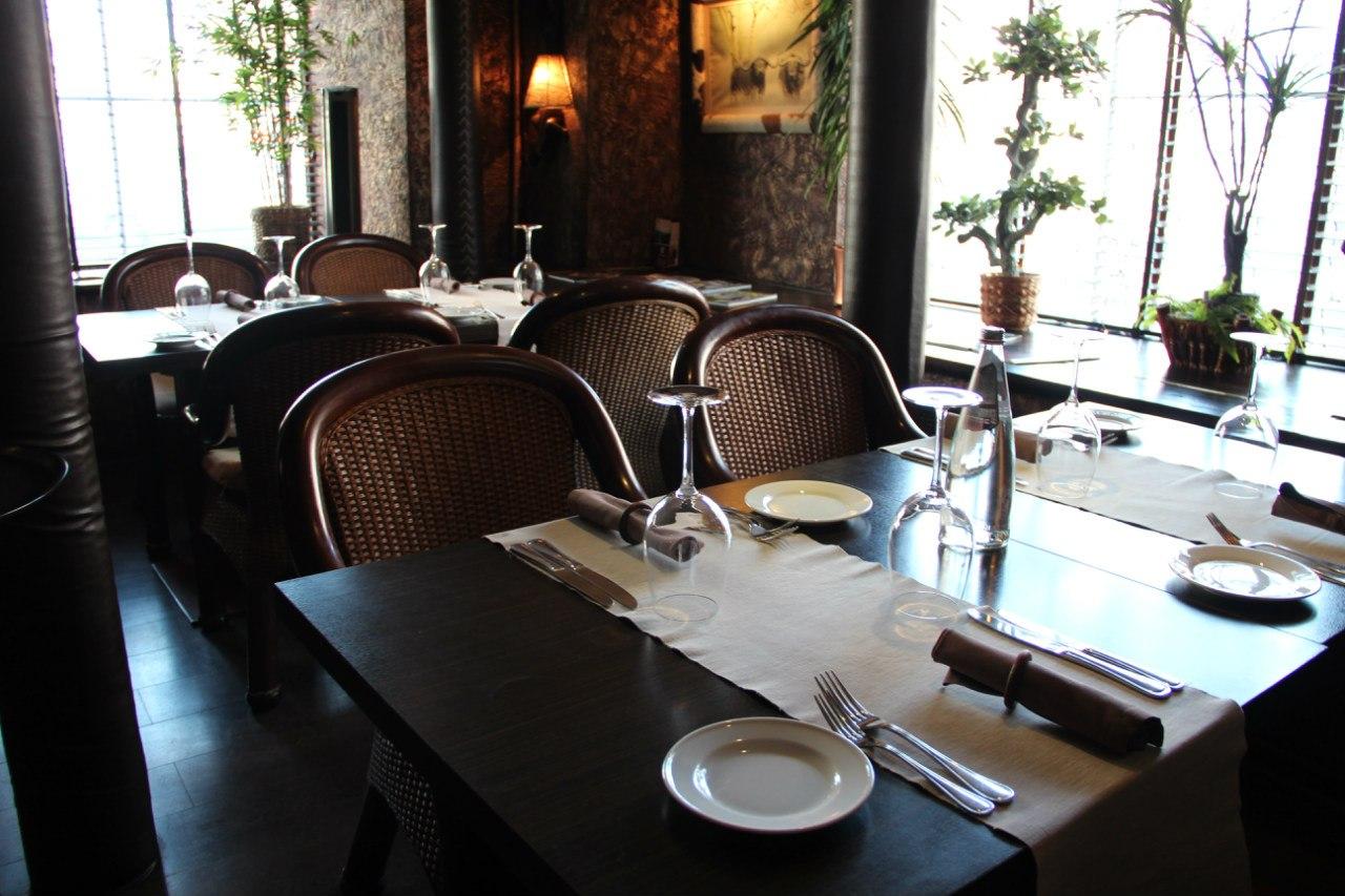 Guests - a restaurant (Tula). Description 72