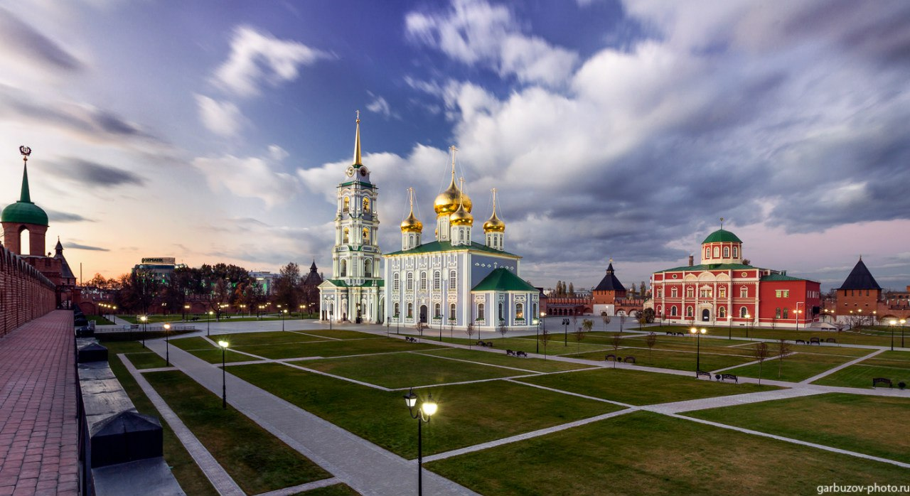 Sights of Tula region with a description 71
